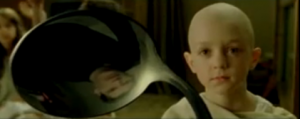 The Matrix - There is no spoon