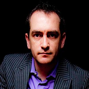Brian D. Goodman - Headshot crop from self portrait