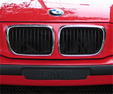 Front grill of my 1998 BMW M3